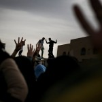 Tara Todras-Whitehill for The New York Times  A demonstration on Sunday marked 100 days since the mass killing at Rabaa al-Adawiya, a square in Cairo where security forces fired on protesters while trying to break up an Islamist sit-in.