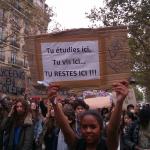 Paris 18 Octobre 2013.