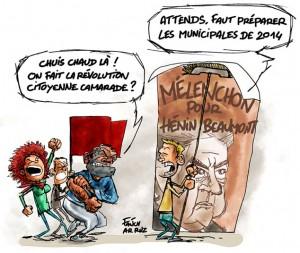Comme quoi ... la révolution ne se fait pas dans les urnes! Retrouvez es dessins de Fañch : http://blog.fanch-bd.com