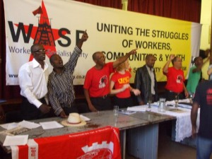Afrique du Sud : Le Workers' And Socialist Party challenge l'ANC aux élections