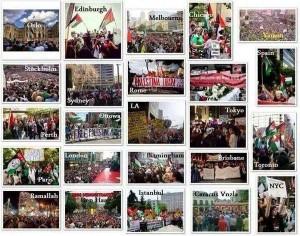 Pour un mouvement de masse contre le massacre en Palestine  et contre l'impérialisme