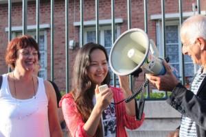 Une lycéenne havraise toujours menacée d'expulsion