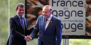 Au deuxième temps de la Valls… Le gouvernement plonge encore un peu plus dans les bras des patrons