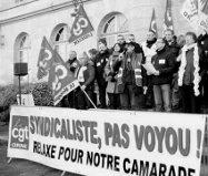 Alençon, encore une syndicaliste attaquée