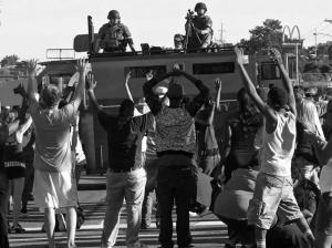 Les manifestations de Ferguson, Missouri : début d'un mouvement social de masse ?