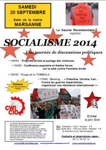 Drôme: Une journée «Socialisme» bien réussie