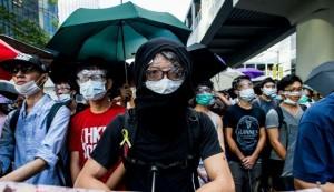 Hong Kong : la « Révolution des parapluies » a commencé