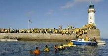 Ile de Groix et Belle-Ile : mobilisation déterminée contre les tarifs insulaires des traversées