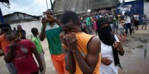 Ebola… les peuples d'Afrique de l'Ouest victimes de la pauvreté