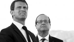 Elections départementales: 1er tour, une sanction de la politique de Valls et Hollande