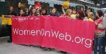 Train de la pilule avortive, nouvelle mobilisation pour le droit à l'avortement en Irlande!