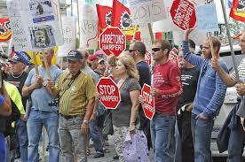Grandes manifs syndicales et des mouvements sociaux au Québec