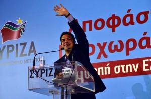 Grèce: La perspective d'une victoire de SYRIZA enflamme les espoirs des travailleurs