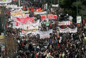 Grèce: aux capitalistes de payer leur dette, pas aux travailleur-ses grecs et français !