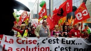 Austérité en Europe : les travailleurs se rebiffent !