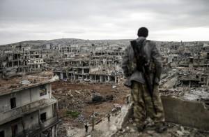 kobane détruite