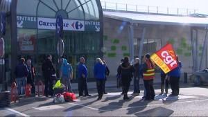 Carrefour : les employés défient le CAC40