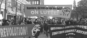 Québec : la révolte gronde contre l'austérité