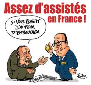 La loi Macron: le carnage social continue