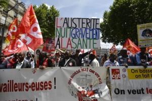 Manifestation à Paris le 25 juin pour les salaires et contre l'austérité