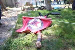 31 morts dans un attentat de Daesh à Suruç, en Turquie.  Contre la barbarie terroriste et les guerres des impérialistes