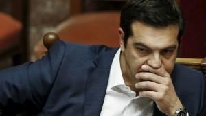 Tsipras trahit le Non