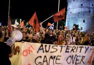 Grèce : Un puissant «NON» de classe qui fait trembler l'union européenne des patrons