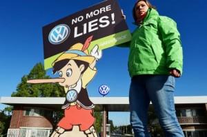 Le constructeur Volkswagen truque des millions d'automobiles…
