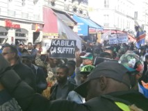 Kabila dégage !