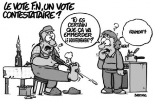 Au FN c'est Le Pen vs Le Pen