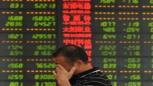 photo bourse chinoise
