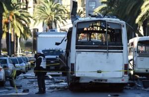 Non à la terreur en Tunisie, quelles que soient ses formes – oui à la lutte de masse !