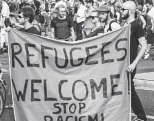 Réfugiés welcome