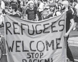 Stoppons la propagande raciste sur les migrants !