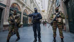 État d'urgence en Belgique aucune confiance envers le gouvernement