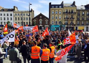 SIDEL Le Havre: Retrait du plan «social»!