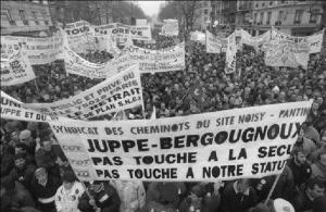 manifestation en 1995
