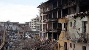 La ville de Diyarbakir le 14 janvier