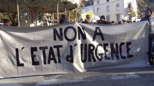 Non à l'Etat d'urgence permanent !
