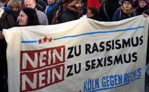 [INTERVIEW] Résistance contre le sexisme et le racisme à Cologne