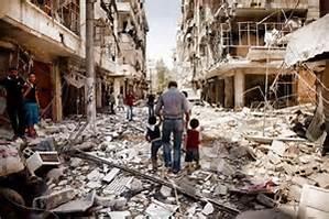 La guerre en Syrie n'amènera pas la paix Non à la guerre, non au terrorisme, non à l'impérialisme !