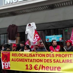 grève mcdo 23 mars 2016