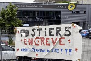 greve-illimitee-du-personnel-de-la-poste-a-la-plate-forme-courrier-de-nancy-lobau-photo-alexandre-marchi