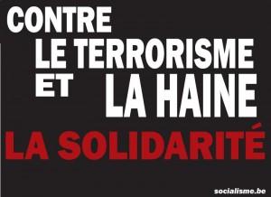 terreur solidarité belgique