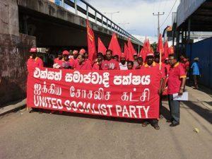 1er mai au Sri lanka
