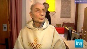 Le père Jacques en 2009