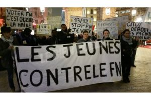 photo manif dijon