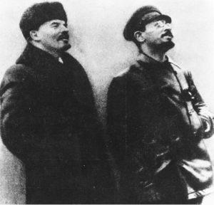 P2 Lenin Trotsky