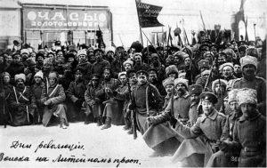 P2 soldats bolcheviks