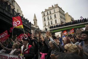 Manifestation à Marseille le 14 avril ''stoppons Macron''